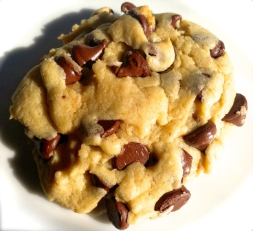 Softest Chocolate Chip Cookie Ever