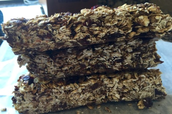 A-MAZING Granola Bars