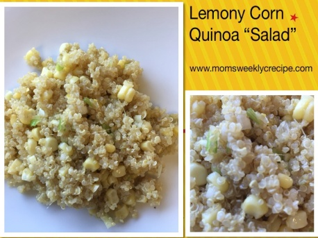 corn quinoa salad